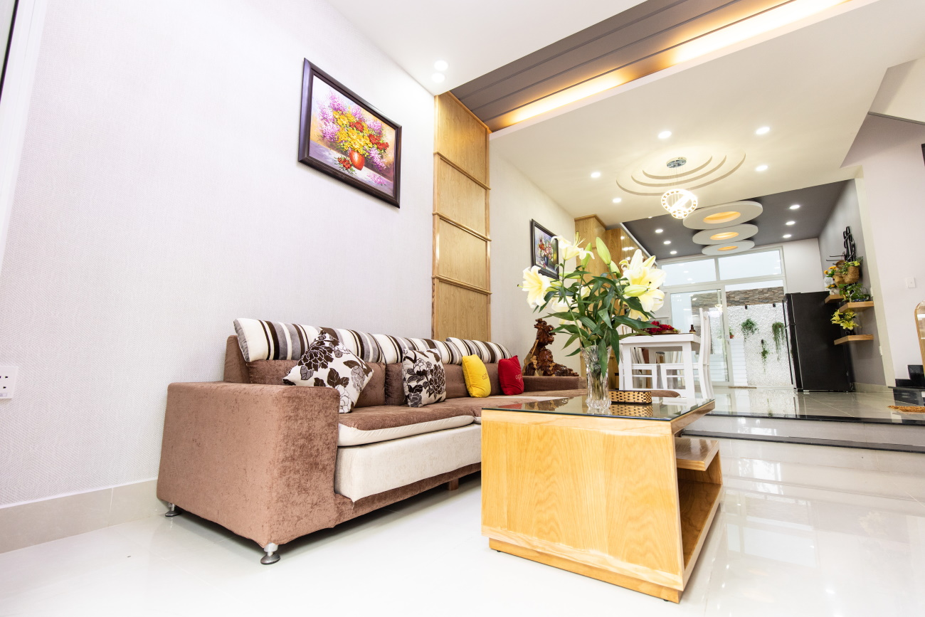 Suna's HOME - Villa - livingroom