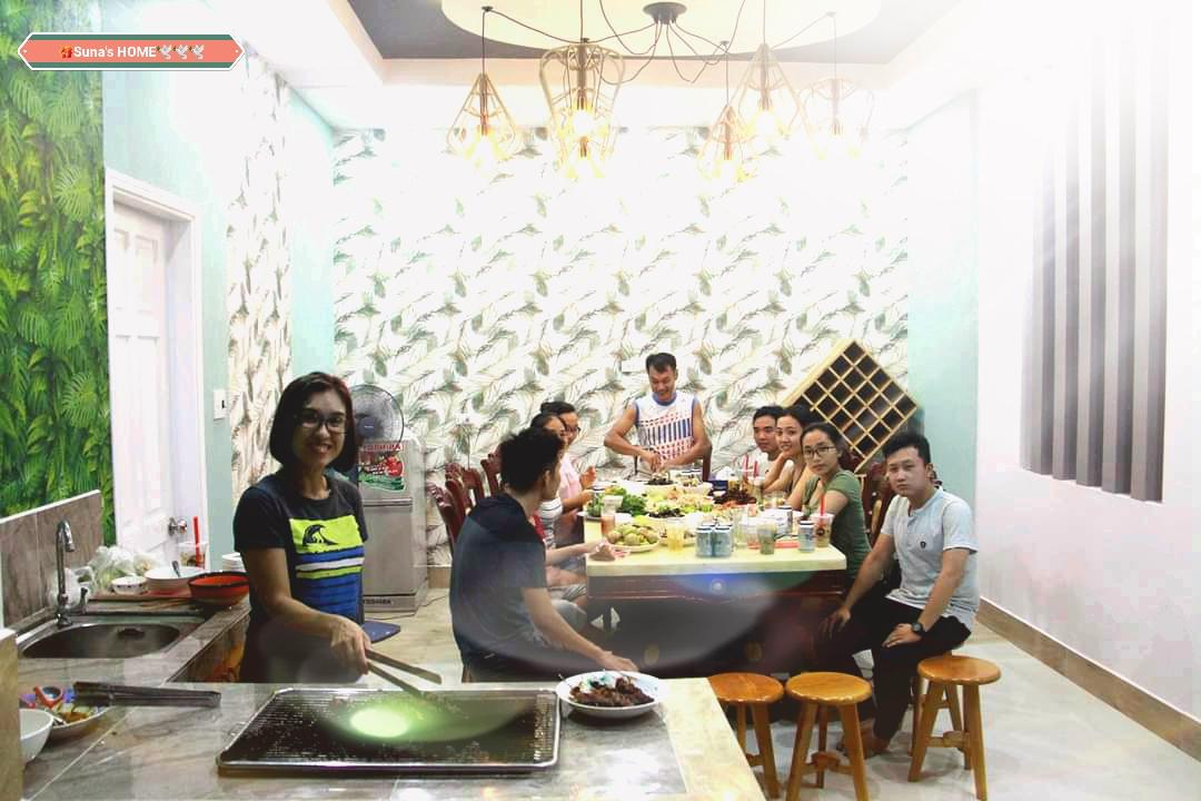 Suna's HOME - Villa - BBQ