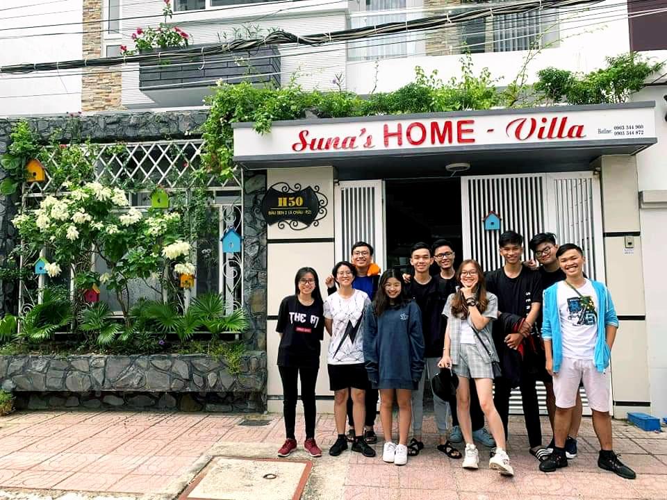 Suna's HOME - Villa