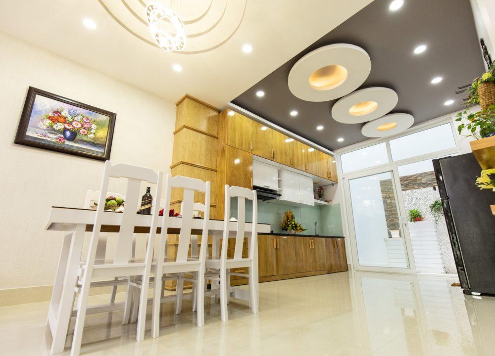 Suna's HOME - Không gian bếp tấng trệt
