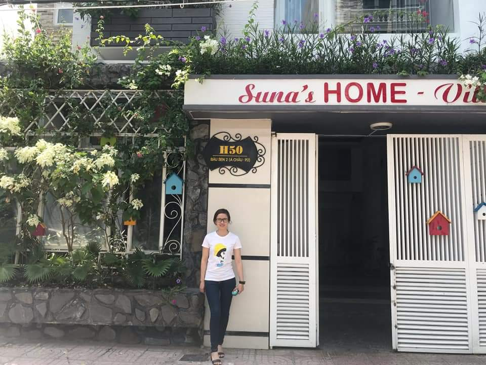 NỘI QUY SUNA'S HOME